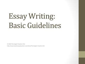 Writing Body Paragraph For Essay: Structure And Example